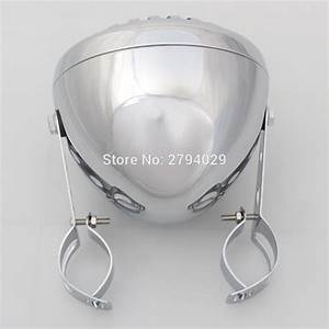 2019 Universal Motorcycles Chrome Large Grill Cover Finned