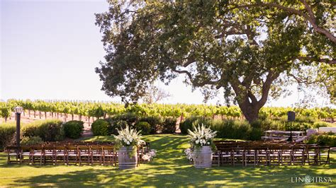 gainey vineyard wedding stephanie william