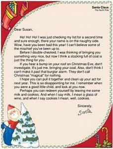 letter from santa ireland letter of recommendation With personalized letters from santa ireland