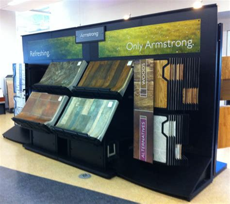 armstrong flooring displays resilient at surfaces 2011 enhanced visuals add value floorcoveringnews