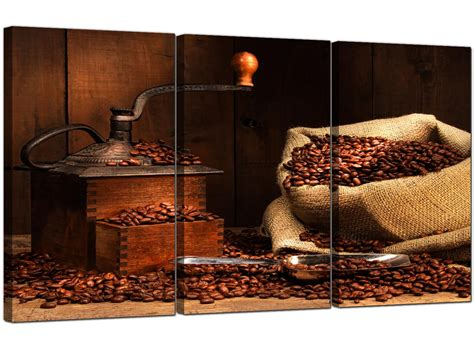 Coffee Beans Canvas Wall Art Set Of Three For Your Dining Room Best Tasting Coffee Beans Nz Warehouse Artisan Roast Uk Singapore Vs Blend Oversized Glass Top Tables Kirkland Your Own