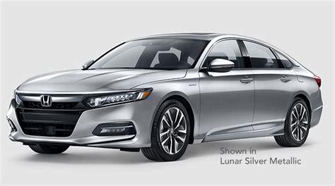 compare  honda accord hybrid trim levels ms honda dealer
