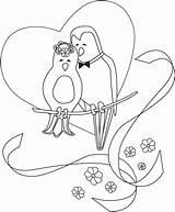Coloring Wedding Pages Print Weddings Colouring Books Sheets Boys Adult Printables Clipart Bird Coloringlab Zdroj Pinu Cz Google Coloringnow sketch template