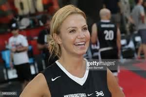 Michelle Beadle Basketball