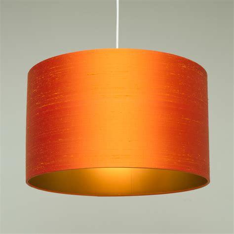 orange l shades amazon raj table l shade colour burnt orange amazoncouk