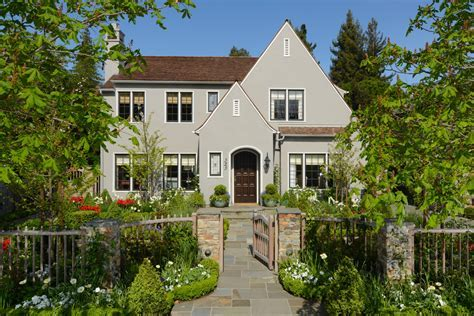 Good Looking Tudor Style House trend San Francisco