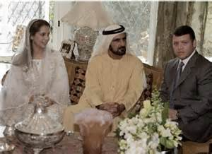 planning a destination wedding princess haya and sheikh mohammed wedding pictures arabia weddings