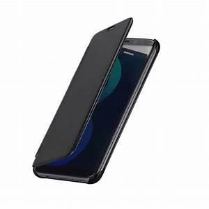 Handyhülle Galaxy S6 : galaxy s6 handyh lle in schwarz mit intelligenter display ~ Jslefanu.com Haus und Dekorationen