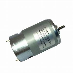 12vdc 18000rpm Micro Small Dc Motor Brushed Motor Trs