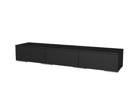 lowboard schwarz matt lowboard schwarz meine m 246 belmanufaktur