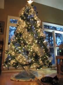 how to decorate tree with mesh letter of recommendation