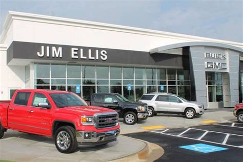 Buick Mall Of Ga by Jim Ellis Buick Gmc Mall Of Car Dealership In