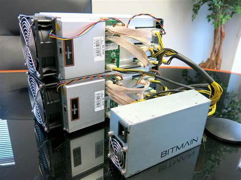 Driver development for new asic only bitcoin hardware can be suitably sponsored. Set of 2 Bitmain Antminer S9 21TH/s Total W/ ASIC Boost Bitcoin Miner