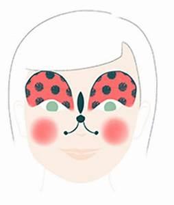 Modele Maquillage Carnaval Facile : fiches maquillage pour enfant oxybul eveil jeux ~ Melissatoandfro.com Idées de Décoration