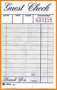 receipts template joy studio design gallery best design With restaurant receipts templates