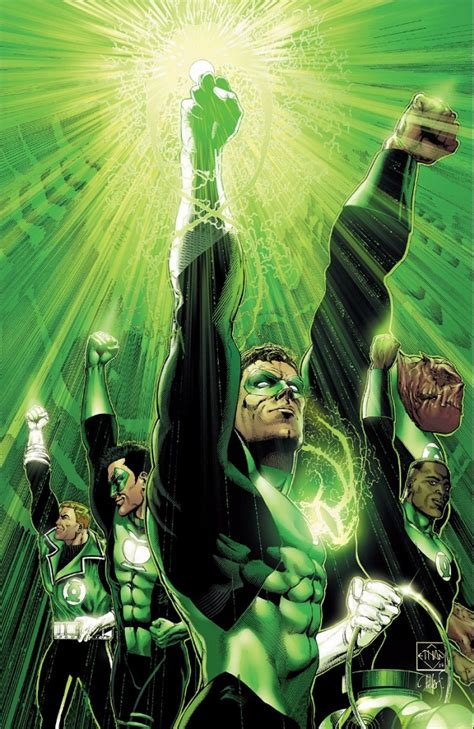 green lantern read reading through green lantern rebirth dc