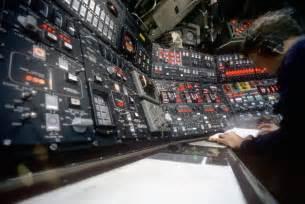 Ohio Class Submarine Control Room