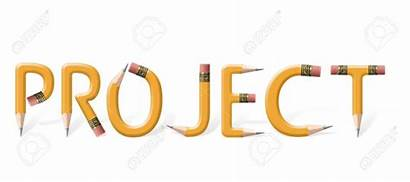Project Clipart Word Title