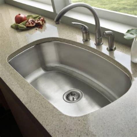 stainless steel single bowl undermount kitchen sink 32 inch stainless steel undermount curved single bowl