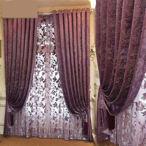 purple velvet drapes popular purple velvet curtains buy cheap purple velvet