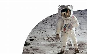 Astronaut on Moon Transparent Background by qubodup on ...