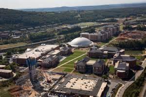 Liberty University Construction Aerial
