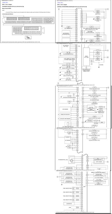 mazda 3 pcm wiring diagram great design of wiring diagram