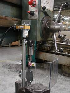 Radial Drill Safety Guard