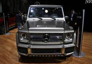 2017 Mercedes Benz G65 AMG Review Specs And Price 2019