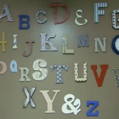 Alphabet wall abc wall alphabet nursery letter wall wall art nursery letters alphabet soup initial wall casa kids. DIY Alphabet Wall {typography}   Alphabet wall, Playroom wall decor, Wooden letters
