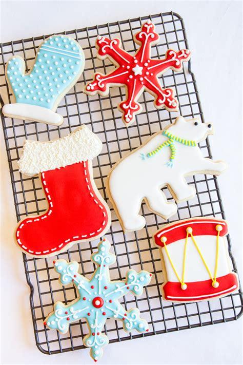 decorate holiday cookies williams sonoma taste