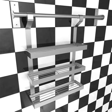 ikea grundtal spice rack grundtal spice rack by ikea by gyf a m 3docean