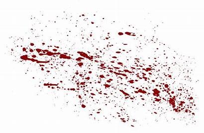 Blood Splatter Transparent Background Spatter Splat Texture