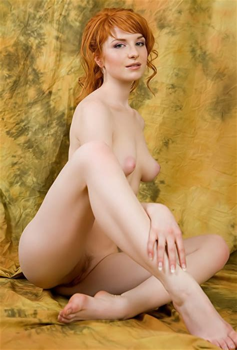 Redhead Nude