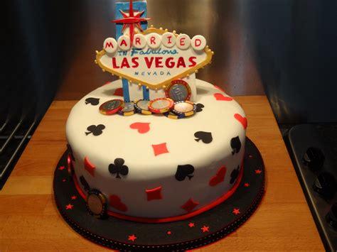 las vegas wedding cake  black hen