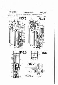 Patent Us3425783
