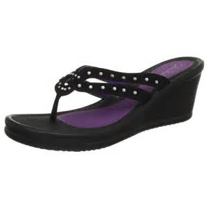 Skechers Wedges Sandals Shoes Women