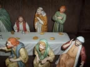 home interior jesus figurines home interior figurines collectibles homco home interior gifts last supper greatest