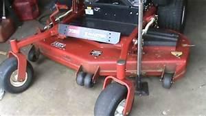 Gravely Mower Deck Belt Diagram