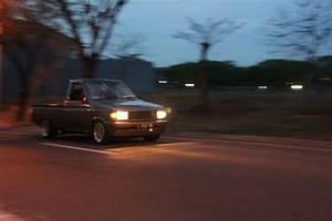 Garage Car Shop Panther Pickup 1991