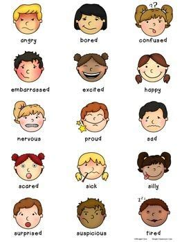 feelings emotions vocabulary for students 668 | 6c7d6319e96c48817f54e7e503e986ee