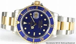 Montre Rolex Occasion Particulier : rolex submariner 16613 occasion montre luxe ~ Melissatoandfro.com Idées de Décoration