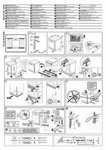 Smeg Dishwasher Installation Instructions