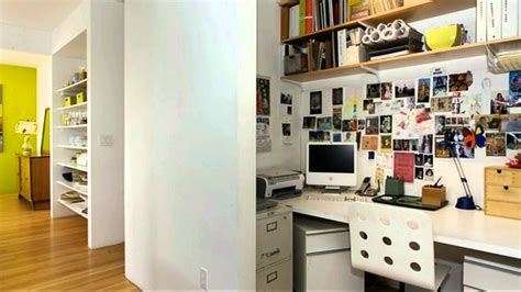 Turning A Closet Into An Office by Turning Your Closet Into An Office