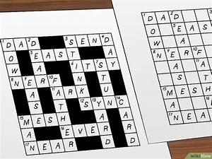 Von Hand Kreuzworträtsel : ein kreuzwortr tsel erstellen wikihow ~ Eleganceandgraceweddings.com Haus und Dekorationen