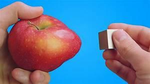 What Happens When Apple Meets Magnet