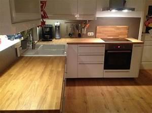 Arbeitsplatte Küche Ikea : ikea k chen h he arbeitsplatte ~ Michelbontemps.com Haus und Dekorationen