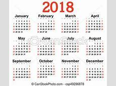 Grande parede, ilustração, 2018, novo, calendário Grande