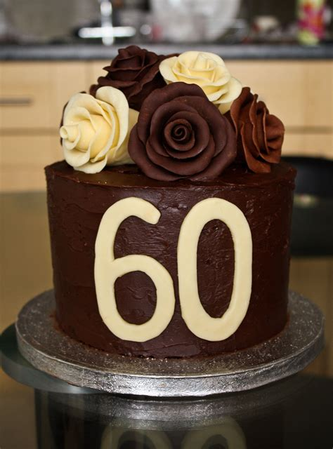 Fine options that match your moms 60th birthday party birthday party supplies showing of towards her just think very first photograph. Chocolate Roses Birthday Cake | 60th birthday cakes, Birthday cake for mom, Birthday sheet cakes