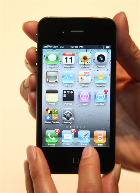 iphones verizon iphone 4 verizon problemas en itinerancia